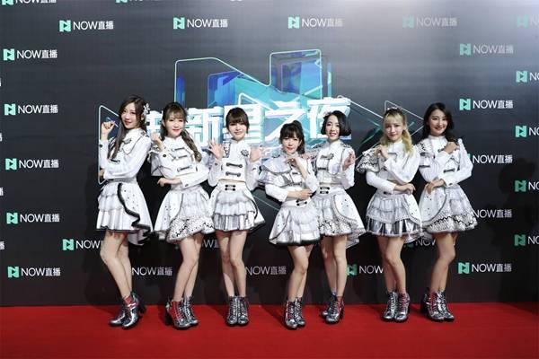 SING女团2018开门红 实力获奖闪耀水立方