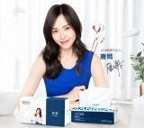 唐嫣成为简柔代言人,共同倡导洗脸新方式